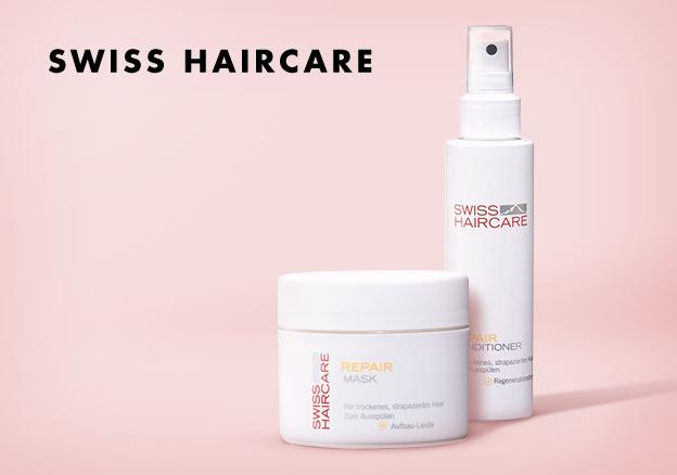 Swiss Haircare!