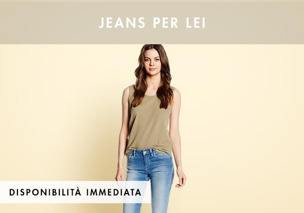 Jeans per lei