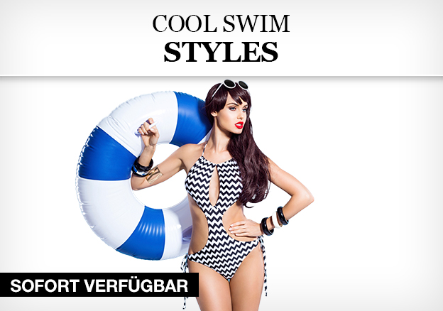 Cool Swim Styles
