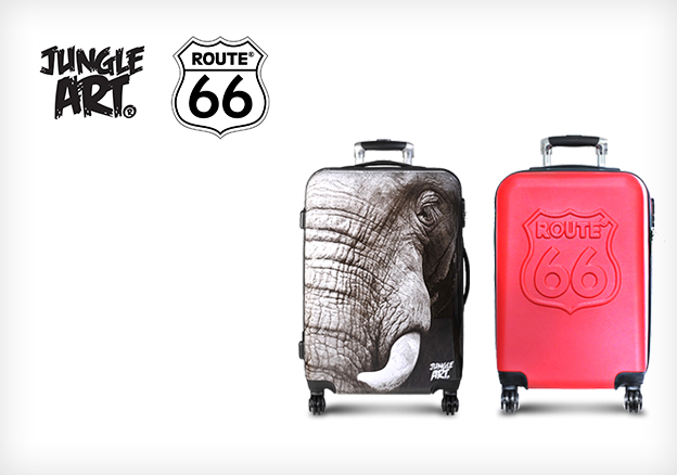 Jungle Art & Route 66