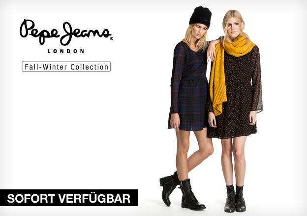 Pepe Jeans London: Fall-Winter