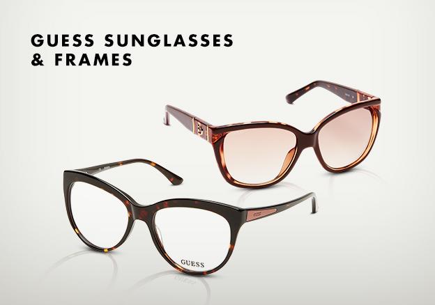 Guess Sunglasses & Frames