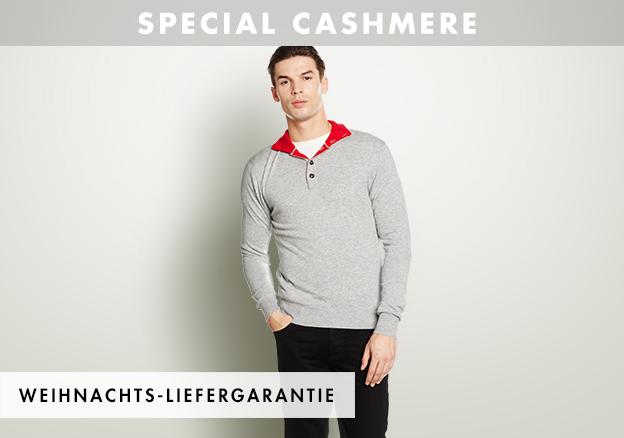 Special cashmere