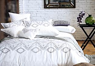 Bedding by Melange Home!
