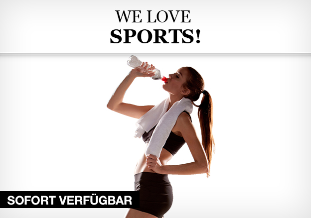 She loves Sports!