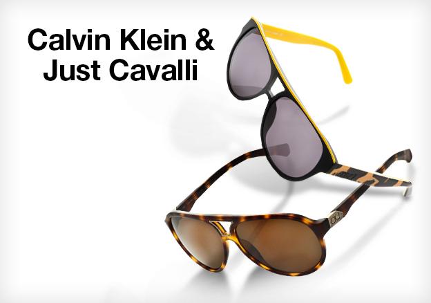 Calvin Klein&Just Cavalli