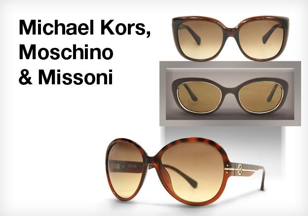 Michael Kors, Moschino & Missoni