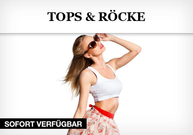 Tops & Röcke