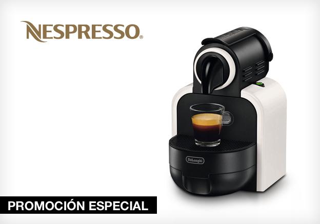 Especial Nespresso Essenza de Delonghi!