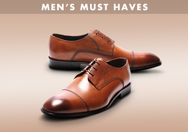 Men's Must haves