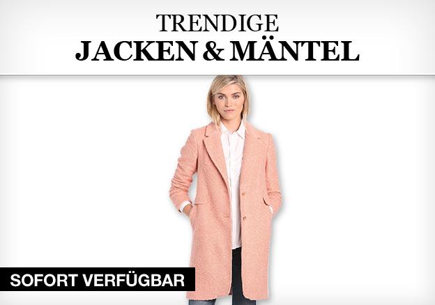 Trendige Jacken & Mäntel