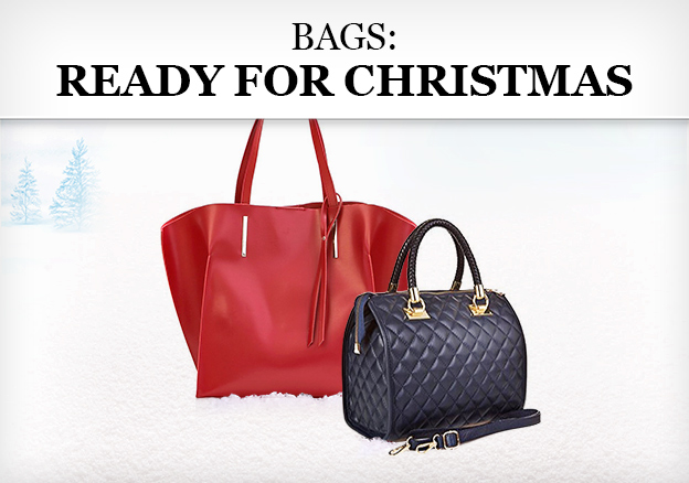 Bags: ready for Christmas