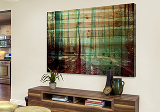 Earth Day Inspiration : Reclaimed Wood Art!