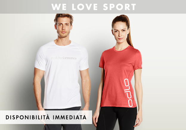 We love Sport!