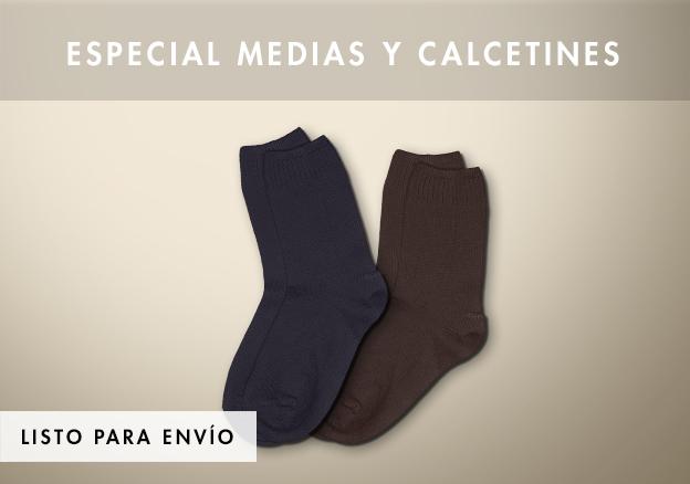 Especial Medias y Calcetines