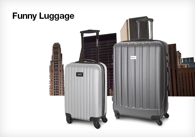 Funny Luggage
