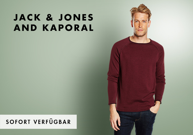 Jack & Jones und Kaporal!