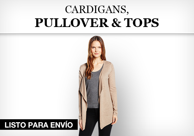 Cardigans, Pullover & Tops