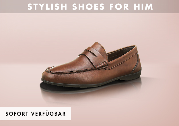 Stylish shoes for him