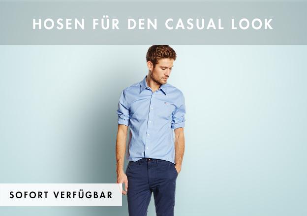 Hosen für den Casual Look