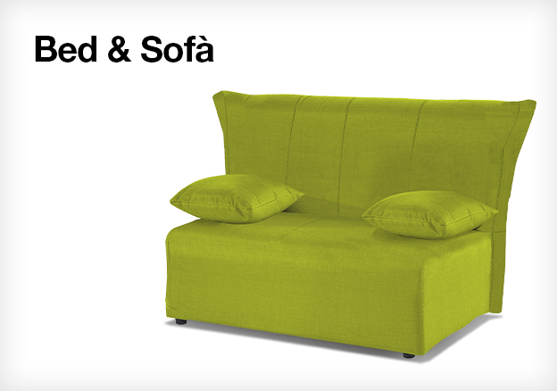 Bed & Sofà