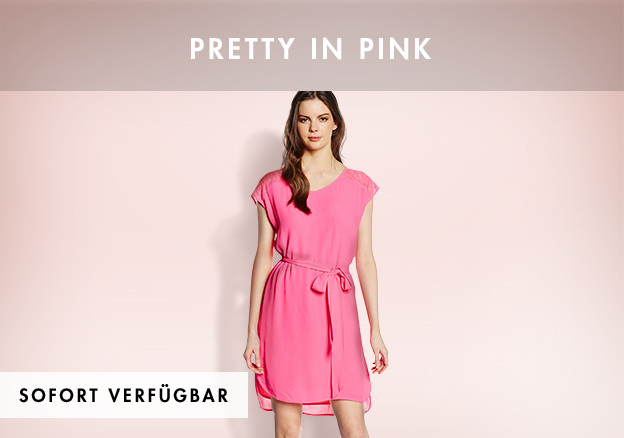 Pretty in Pink bis -72%