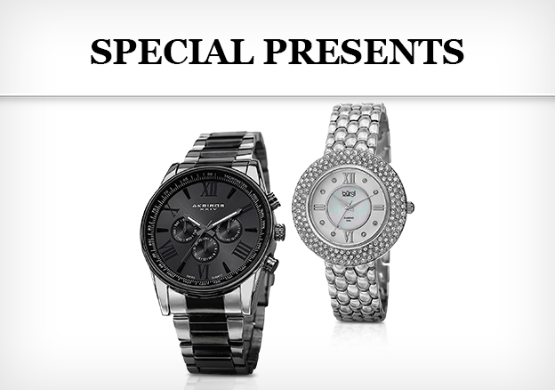 Watches Special Presents
