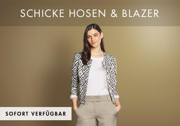 Schicke Hosen & Blazer bis zu -72%!