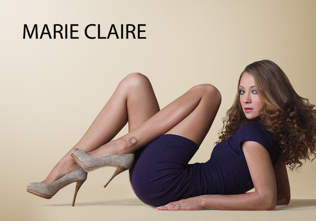 Marie Claire!
