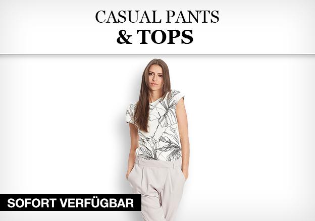 Casual Pants & Tops