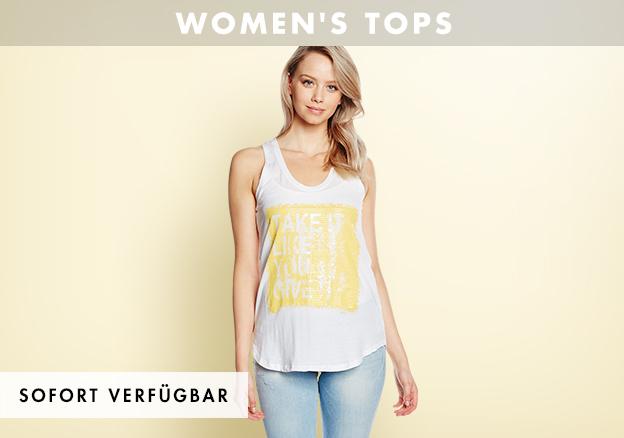 Women's Tops