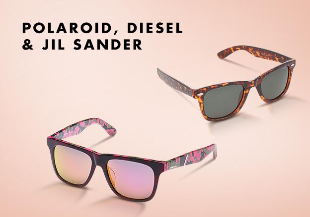 Polaroid, Diesel & Jil Sander