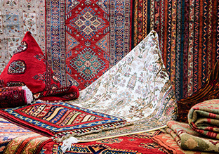 One-of-a-Kind Rugs: Oriental Edition!