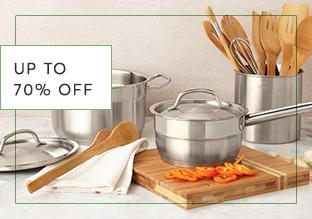 Up to 70% Off: Kitchen Essentials