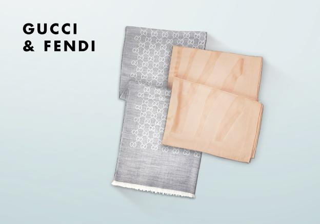 Gucci & Fendi