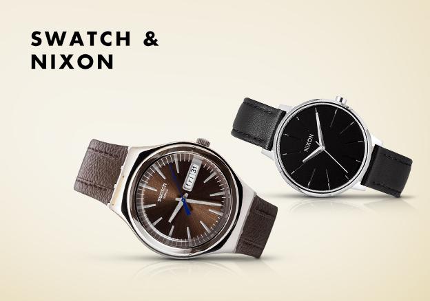 Swatch/Nixon