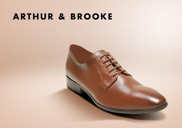 Arthur & Brooke