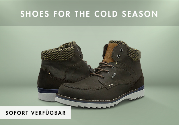 Shoes for the cold season