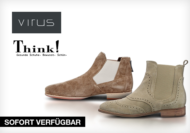 Virus, H Shoes and Think!
