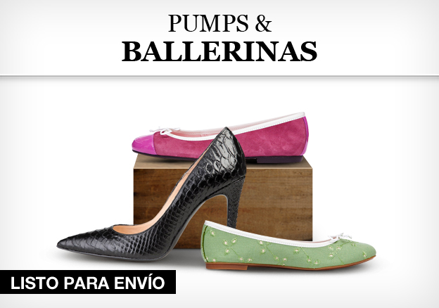 Pumps and Ballerinas