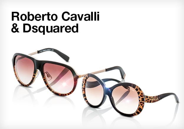 Roberto Cavalli & Dsquared