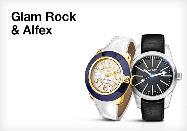 Glam Rock & Alfex