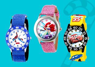 Vertellen Tijd: Kids horloges