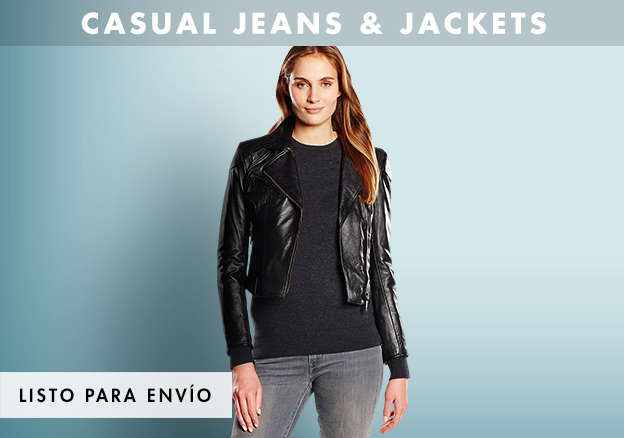 Casual Jeans & Jackets