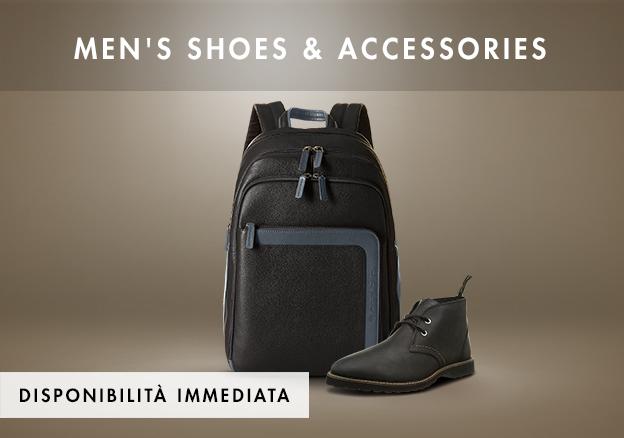 Men's Shoes & Accessories!