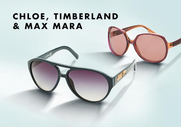 Chloe, Timberland & Max Mara