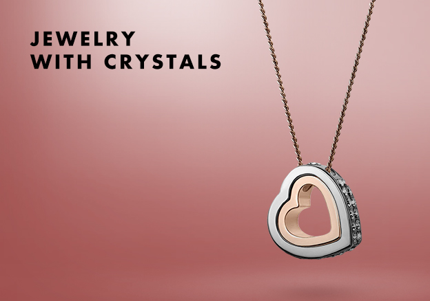 Jewelry with Crystals