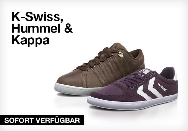 K-Swiss, Hummel & Kappa