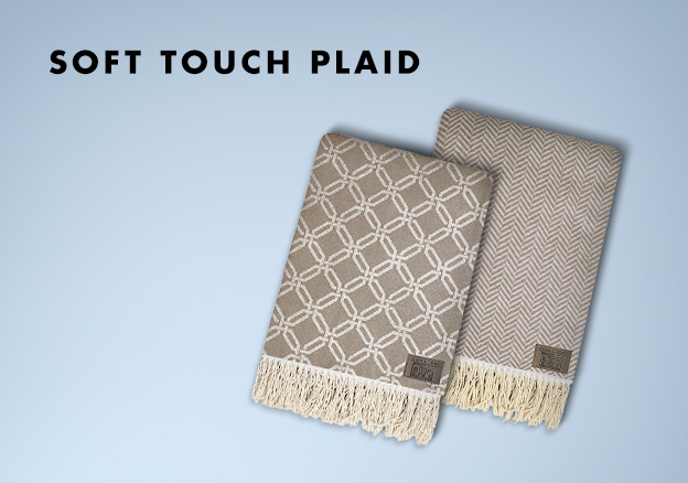 Soft Touch Plaid