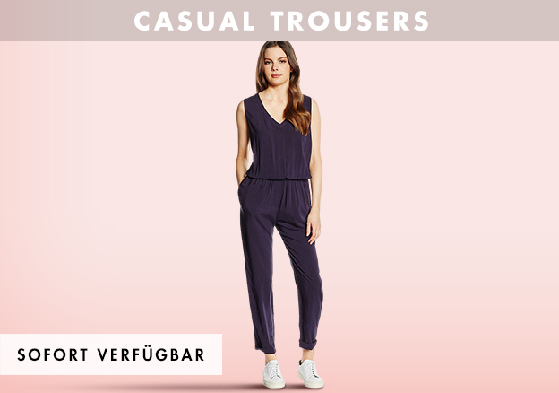 Casual trousers!